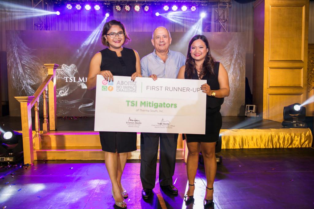 Cebu RN - TSI Mitigators of Therma South_2ndPlace