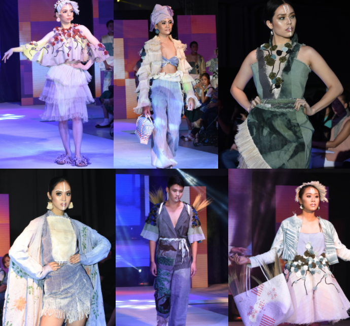 First Place, Fashion Institute of the Philippines, Cebu.