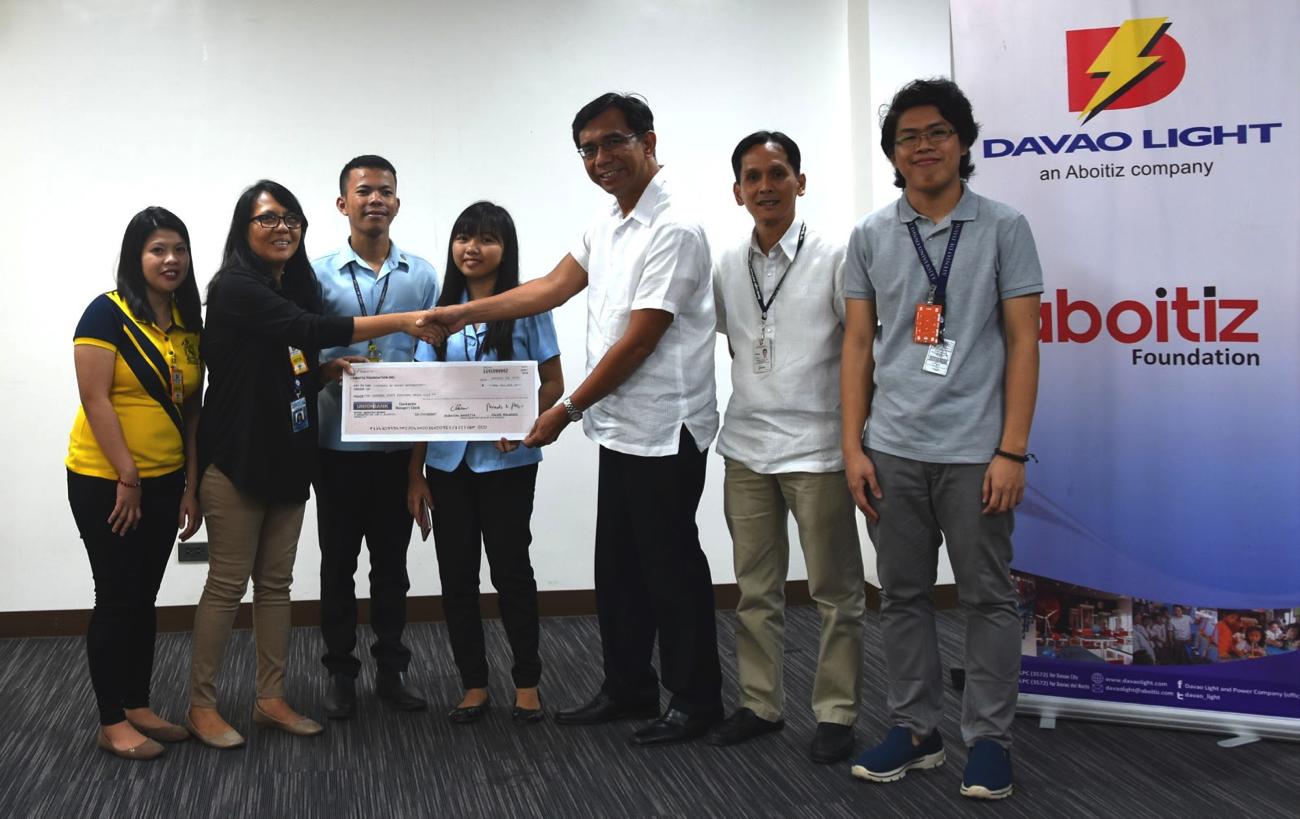 Aboitiz Foundation and DLPC Mindanawon Turnover