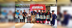 INCLUSIVE GROWTH. Now NC II-certified on pastry and bread production and dressmaking, Hedcor's partner cooperative members are ready to contribute to their communities' growth.