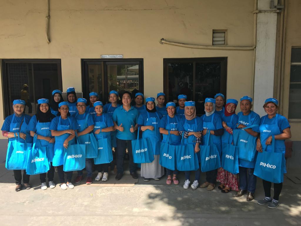 Graduation of Maranao trainees