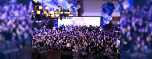 Around 400 Manila-based AboitizPower team members attended the 1AP Culture launch, which aimed to ensure that the company's culture statements are clear and simple for everyone to understand and live by everyday.