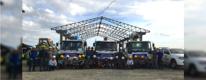 STRENGTH IN UNITY. Various AboitizPower distribution utilities, regardless of where they are in the country, banded together to help bring electricity back to the typhoon-ravaged province of Cagayan. The power restoration efforts began last September 24 and will run until October 23.