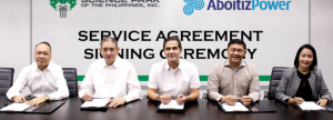 A SUSTAINABLE DEVELOPMENT NEEDS A SUSTAINABLE PARTNER. Science Park of the Philippines, Inc. (SPPI) partners with AboitizPower to energize its 212-hectare Light Industry & Science Park (LISP) IV in Malvar, Batangas.