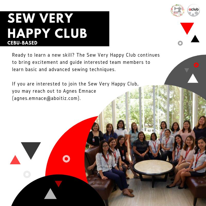 Sew Very Happy Club