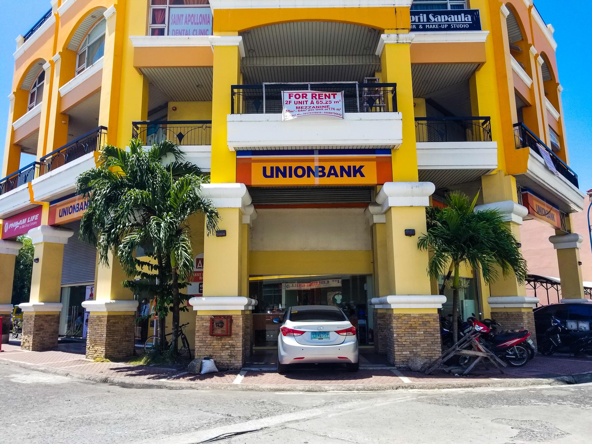 UnionBank's LEED-certified branch in Legazpi City, Albay