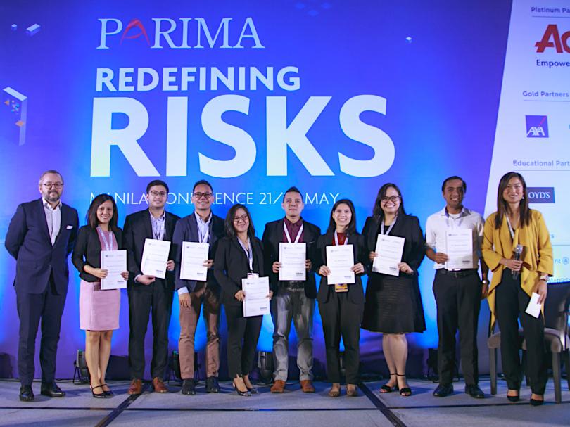 Aboitiz PARIMA Manila certified