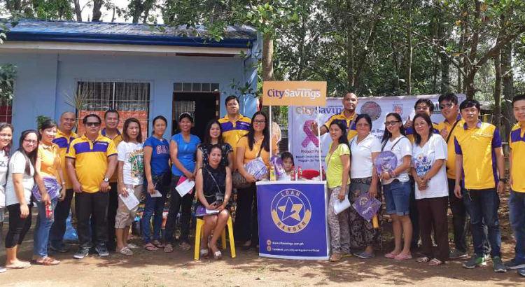 FROM AWARENESS TO ACTUAL HEALTH SERVICE: Close to 100 teachers from the island of Camotes were able to receive free breast exam and pap smear services during the medical mission initiated by City Savings Bank, Inc., Ramon Aboitiz Foundation Inc. - Eduardo J. Aboitiz Cancer Center and The Integrated Midwives Association of the Philippines. The initiative served as a follow through of the series of breast cancer awareness forum called Project Pink, which CitySavings has hosted since 2017.