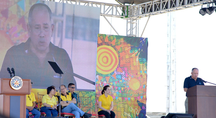 AboitizPower CEO Erramon I. Aboitiz reiterated the company's commitment to the Renewable Energy Plan of the government.