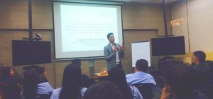 Personal branding at AboitizLand iCare session