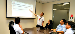 AUDIT MANAGEMENT IN THE CLOUD. The Internal Audit team demonstrates the features of the MetricStream platform.