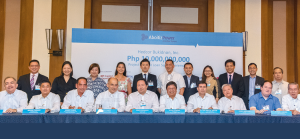 PROVEN TRACK RECORD. The P10-B loan for the P13.3-B Manolo Fortich run-of-river power project is the first project finance transaction that did not require real estate mortgage thanks to Hedcor and AboitizPower's established value.