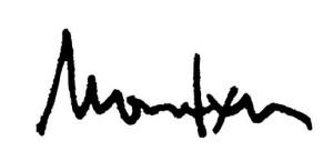 montxu signature