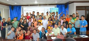 GAINING BETTER WEATHER UNDERSTANDING. Teachers from DepEd-NCR expressed much interest in WeatherPhilippines's Weather 101 training, which covered basic concepts, processes, and effects of different weather disturbances and rain-producing weather systems in the country.