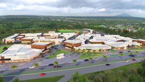 THE OUTLETS IN LIPA. Once opened, this 9.3-hectare shopping destination in Batangas will bring world-class retail brands to Luzon.