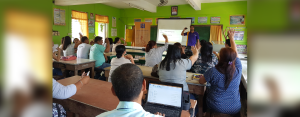 MONEY MINDFULNESS. Calbayog public educators take part in the Peraperasyon training conducted by CitySavings for their school district.