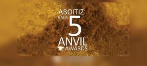 5 anvil awards