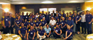 CAPEHAN SA BANGKO: CitySavings group heads, regional business heads, operations heads, and working committee at the conclusion of this year's session.