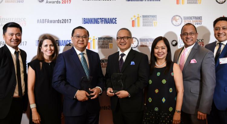 UnionBank ABF Retail Banking Awards 2017