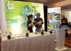 cleanergy booth