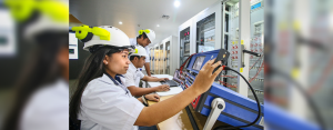 PROACTIVE. SN Aboitiz Power (SNAP) Group implements proactive safety measures in all its facilities to ensure the safety of its team members and host communities.