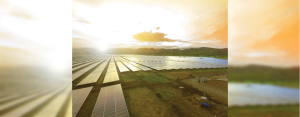 GREEN POWER. The San Carlos solar power plant in Negros Occidental stretches across a 75-hectare property inside the San Carlos Ecozone at Barangay Punao.