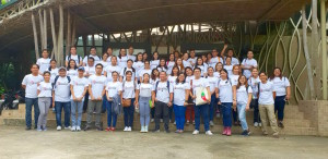 ABC champions from across the Aboitiz Group took a trip to Gawad Kalinga's GK Enchanted Farm to learn from and be inspired by the social enterprise models that are helping our local farmers create wealth in the countryside.