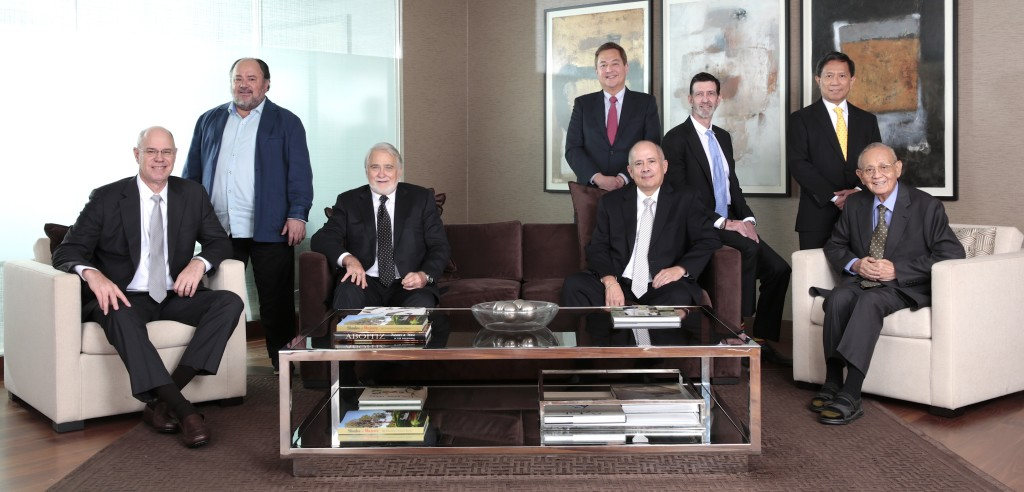 JRA has been chairman of the AEV Board of Directors since 2009.
