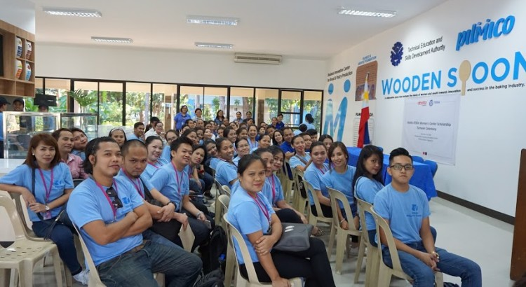 TESDA-ABOITIZ SCHOLARSHIP GAINS. The TESDA-Aboitiz Scholarship program has achieved significant success, with TESDA-NCR Regional Director Conrado Bares reporting that out of the 100 trainees who enrolled in the program in 2018, 93 have graduated and secured NC-II certification. Of the 93, 74% gained immediate employment.