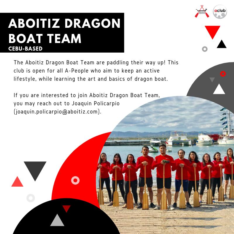 Aboitiz Dragon Boat Team