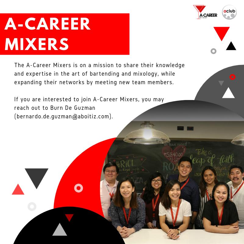 A-Career Mixers