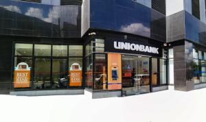 UnionBank's LEED-certified branch in McKinley West - Bonifacio Global City