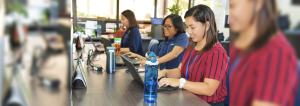 Hedcor is the first AboitizPower business unit to launch a campaign that prohibits the use of Polyethylene Terephthalate (PET) bottles across all its offices and facilities nationwide, as well as during company activities. Employees were given free tumblers to encourage them to support the said campaign.