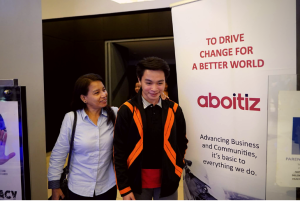 Mega shares her photos during her first ever movie night event with Aboitiz
