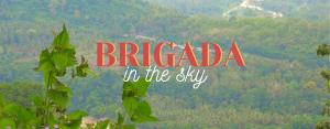 BRIGADA IN THE SKY