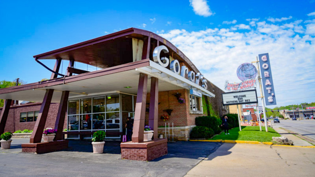 Gorat's is Warren Buffett's favorite steak house where he annually holds dinners for the largest investors in his company. (Wikipedia)