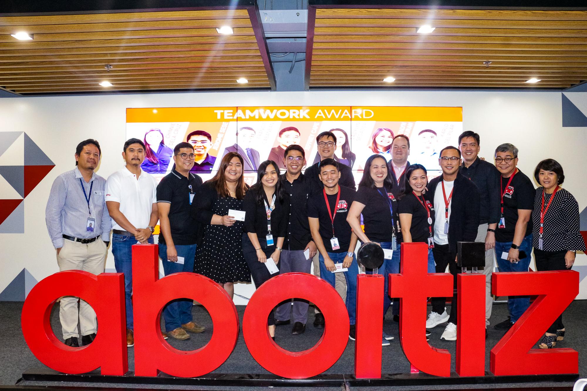 teamwork award fdc