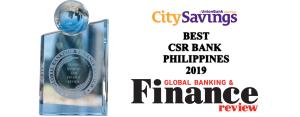 CitySavings CSR Bank PH 2019 (AE cover photo)